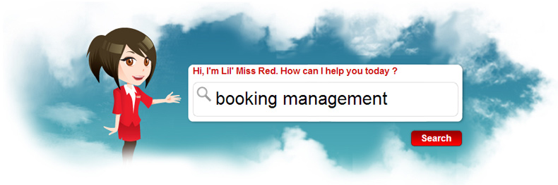 AirAsia FAQs on Booking Management
