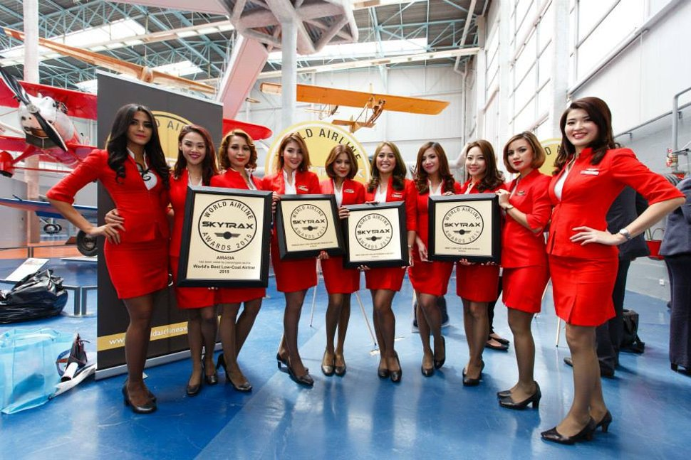 AirAsia - awards wining airlines