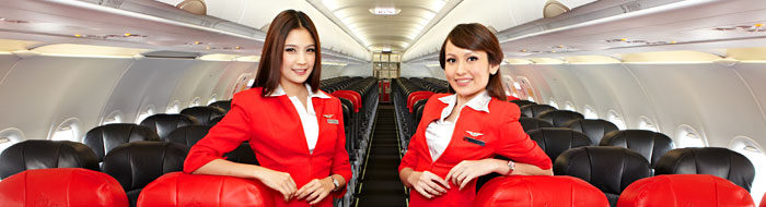 AirAsia pick a seat add-on