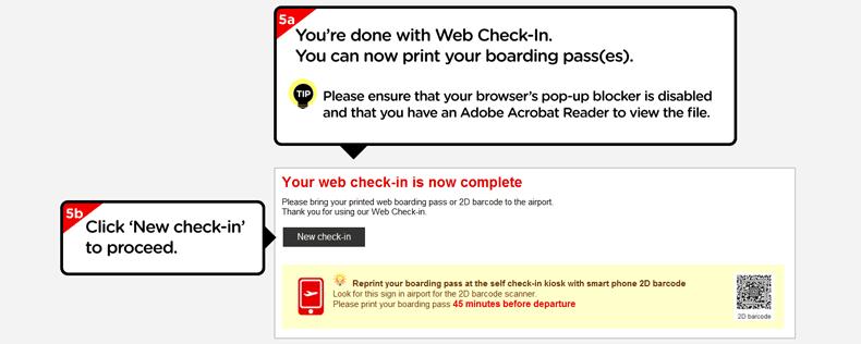 Airasia Web And Mobile Check In Malaysia Airport Klia2 Info