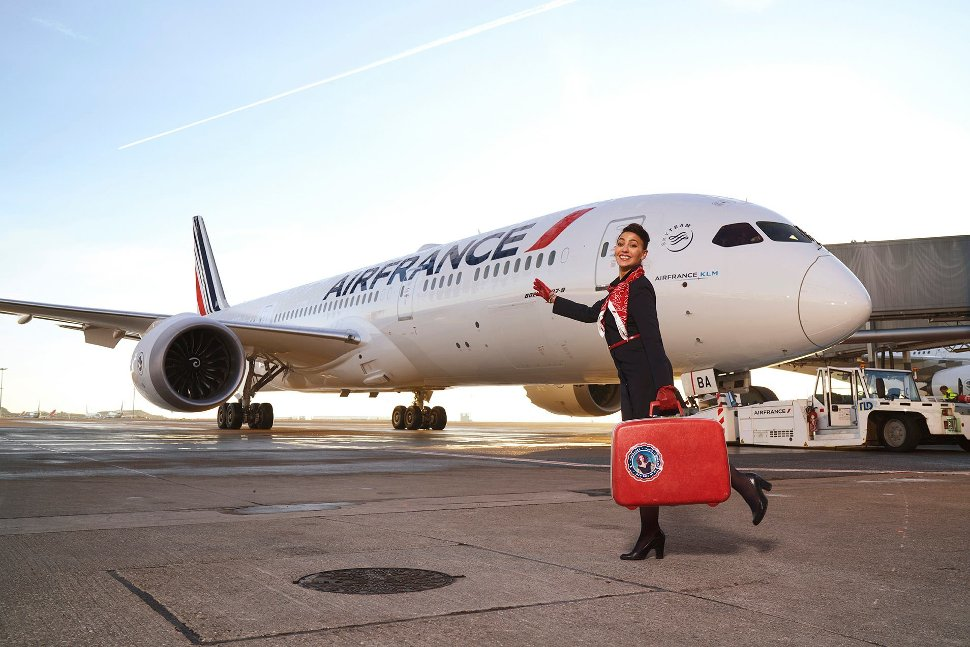Air France, AF series flights at KLIA – klia2.info