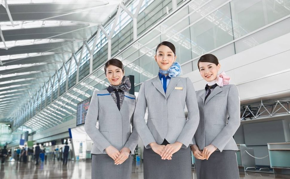All Nippon Airways welcomes you!