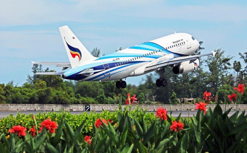 Bangkok airways pg series flights at klia malaysia - Vietnam airlines kuala lumpur office ...