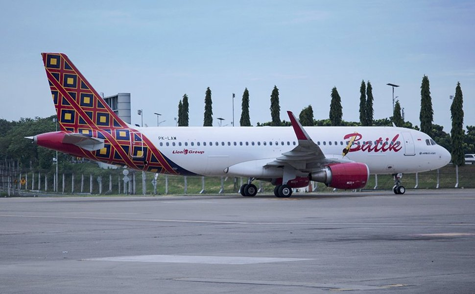 Batik Air's Flight