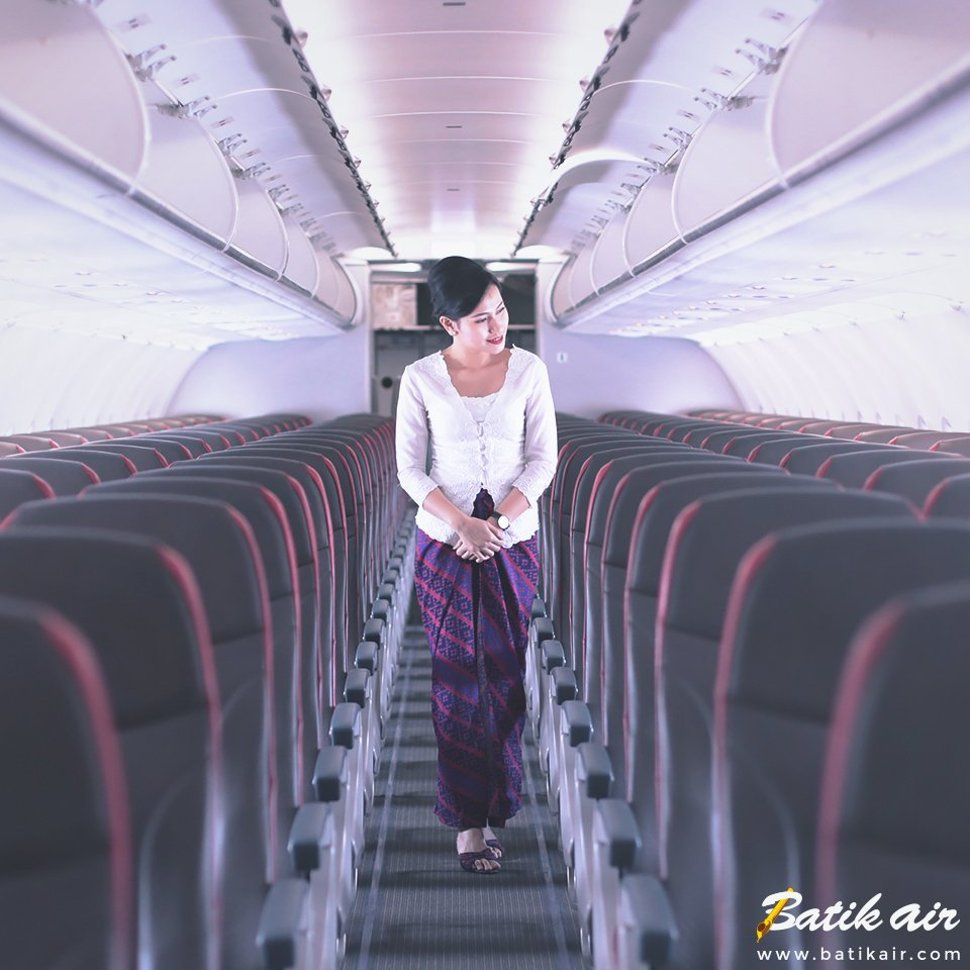 Batik Air welcomes you!