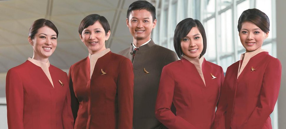 Cathay Pacific welcomes you!