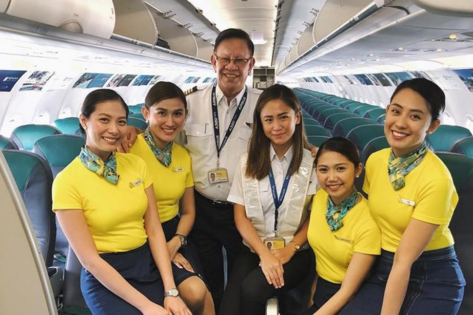 Cebu Pacific Air always welcomes you