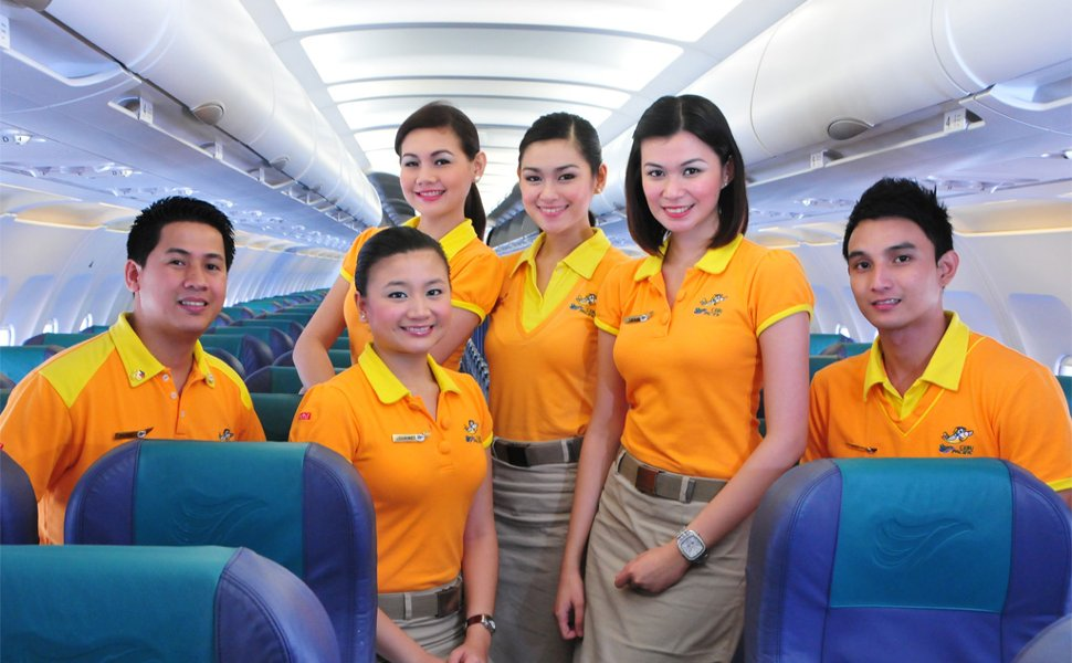 Cebu Pacific Air Welcomes You!