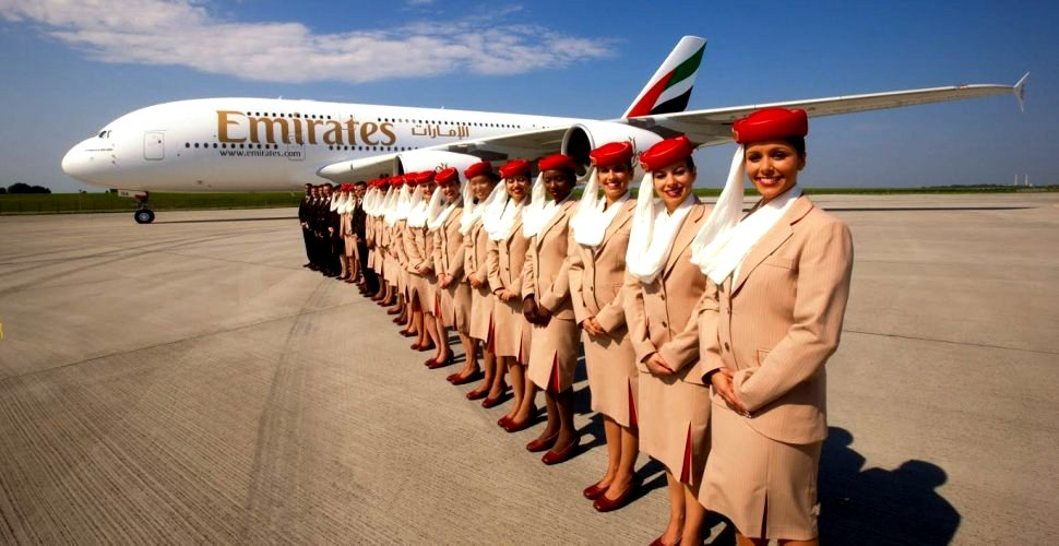 Emirates Airline welcomes you!