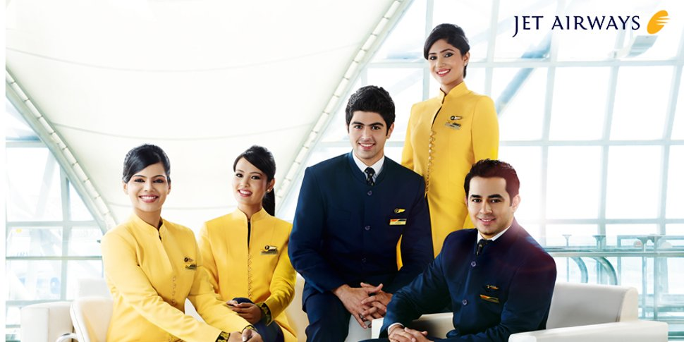 Jet Airways welcomes you!