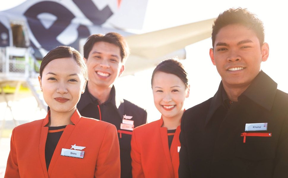 Jetstar Asia welcomes you!
