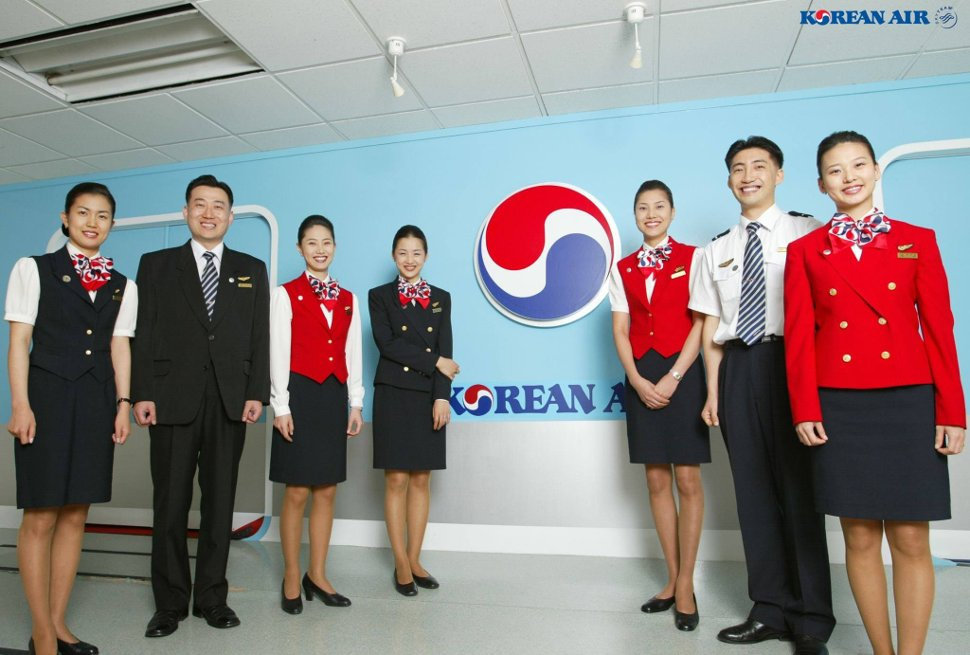 Korean Air welcomes you!