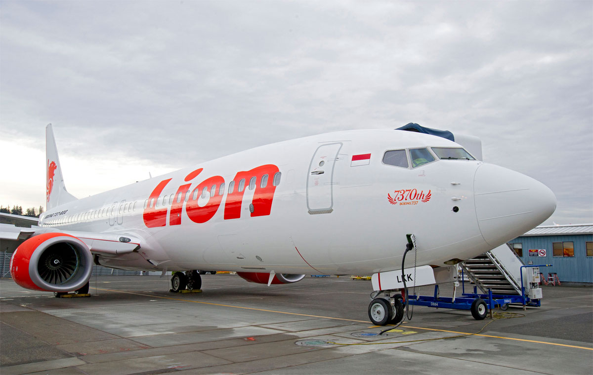 Lion Air at Malaysia A...