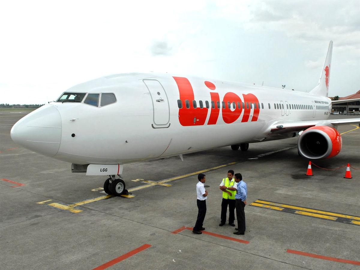 Lion Air Relate...