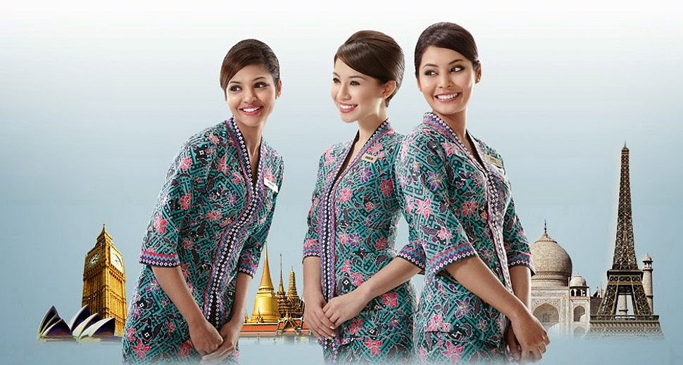 Malaysia Airlines welcomes you!