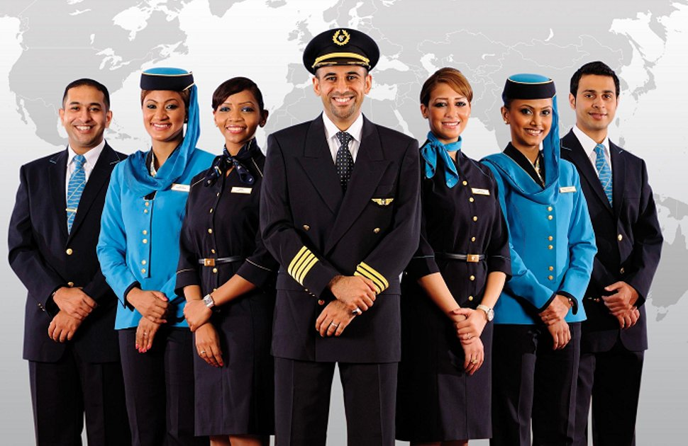 Oman Air welcomes you!
