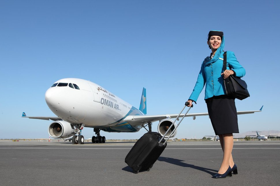 Book your flight with Oman Air