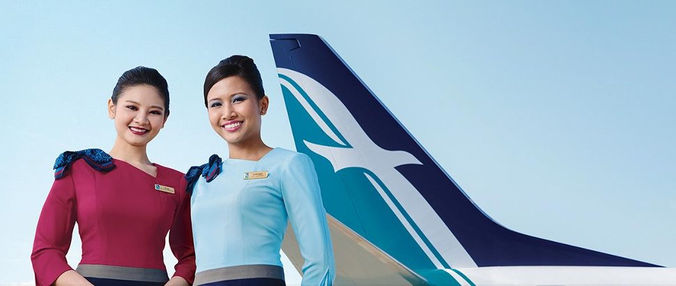 SilkAir welcomes you!