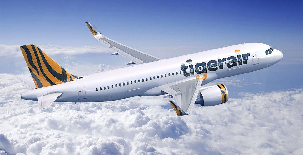 Kết quả hình ảnh cho Tigerair