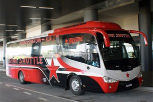 Star Shuttle - From Puduraya and Jalan Ipoh to klia2