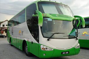 YoYo Bus - From Ipoh to KLIA2 and KLIA