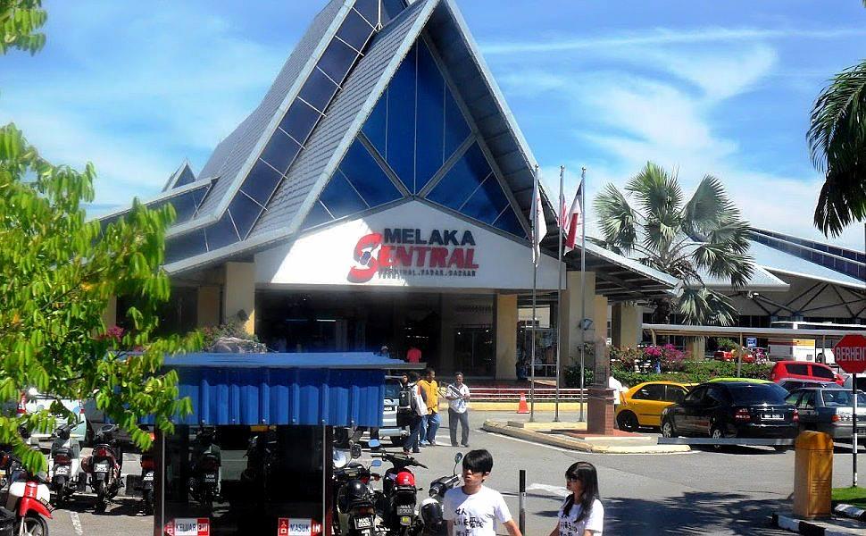Transnasional Bus Klia2 Services To Malacca Melaka
