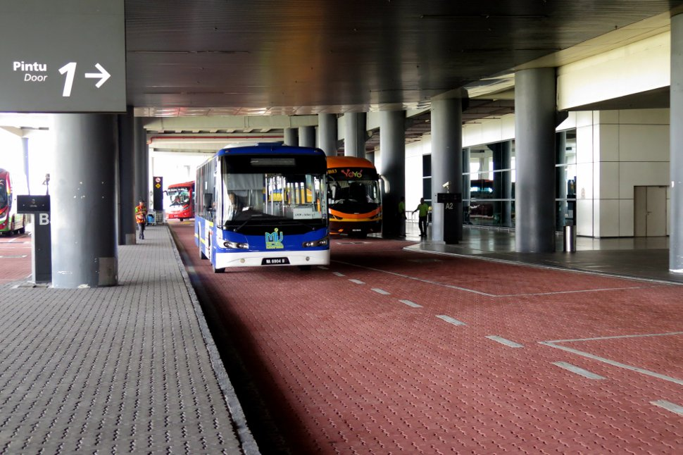 YoYo Bus, Skybus at the klia2