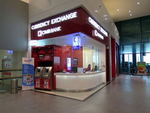 Cimb forex counter