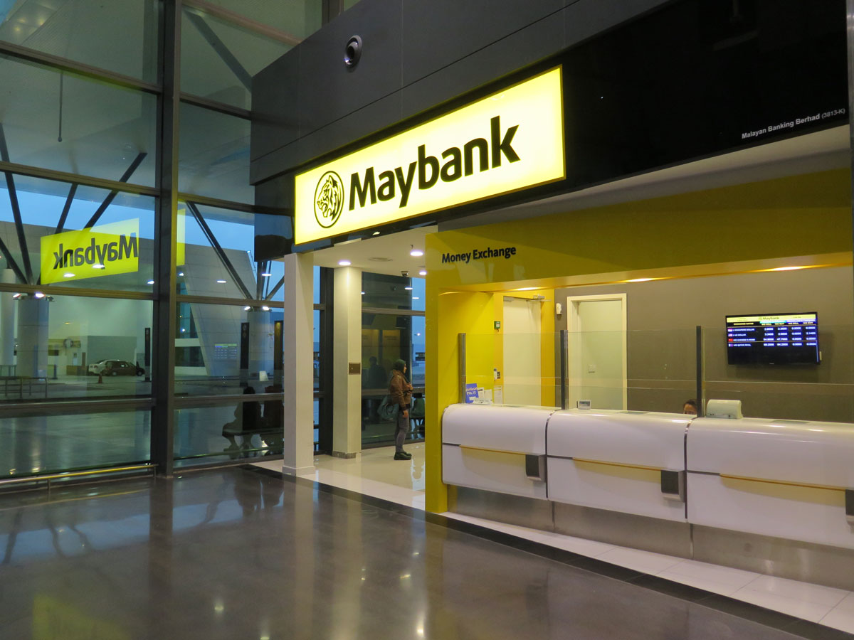 Maybank forex exchange