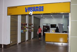 Luggage Storage & Locker facility