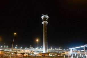 Air Traffic Control Tower, Tower West - photo credits: malaysiakini