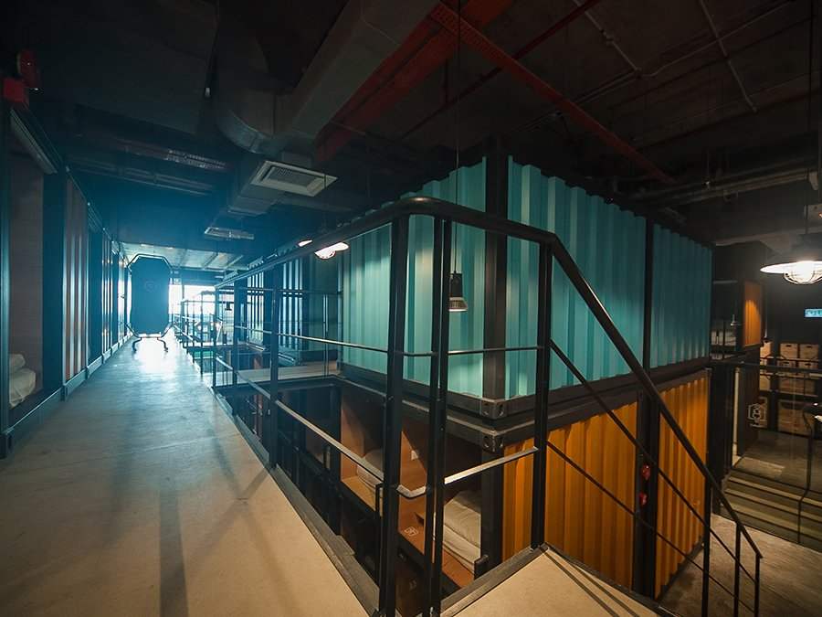 Capsule By Container Hotel At Klia2 Gallery 1 Malaysia