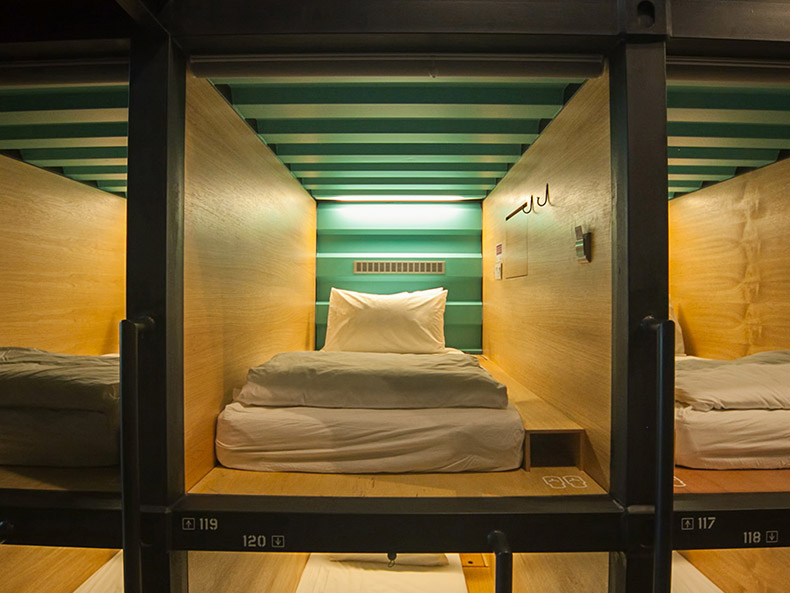 Gallery 1 Of Capsule By Container Hotel Klia2 Malaysia
