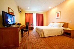 Concorde Inn KLIA, KLIA2 3-star hotel room rate from RM230