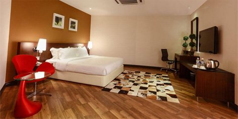 Deluxe Room, D Boutique Hotel