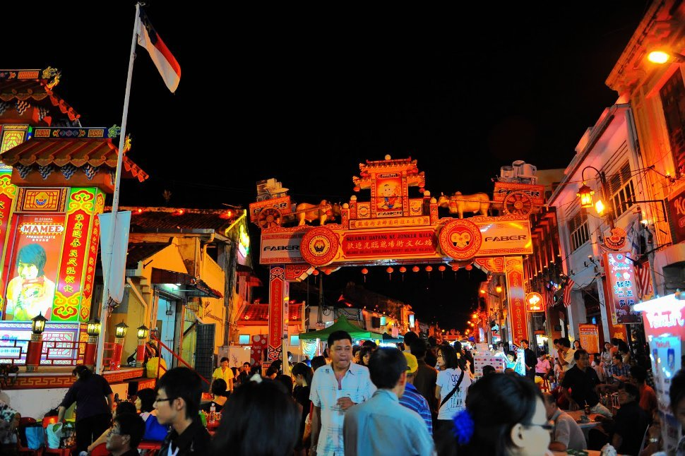 Kedai Kopi Chung Wah in Jonker Street - Malacca Travel Guide