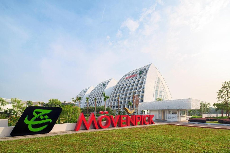 Mövenpick Hotel & Convention Centre KLIA