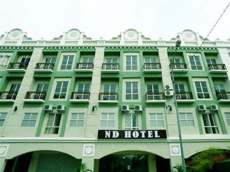 Hotels Near Nd Street