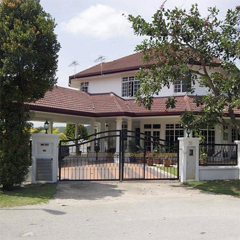 Rumah Putih Bed & Breakfast