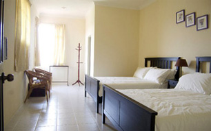 Family Room, Rumah Putih Bed & Breakfast