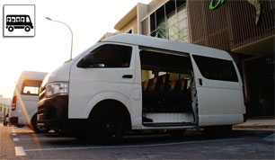 Shuttle Service, Sri Packers Hotel