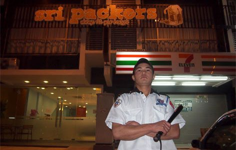 All around security, Sri Packers Hotel