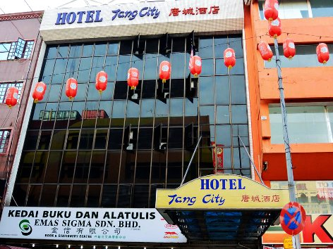 Tang City Hotel @ Chinatown