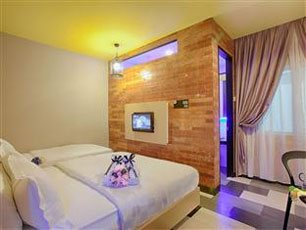 Sleep 3 Room, The youniQ Hotel