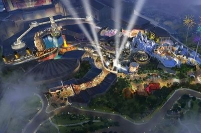 Twentieth Century Fox Theme Park, Genting Highlands