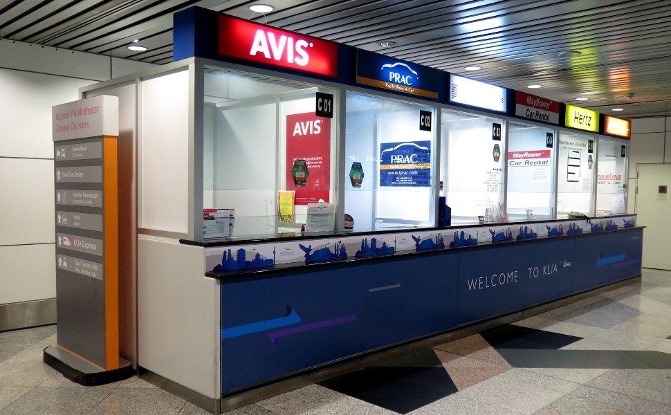Avis Car Rental Sepang Malaysia