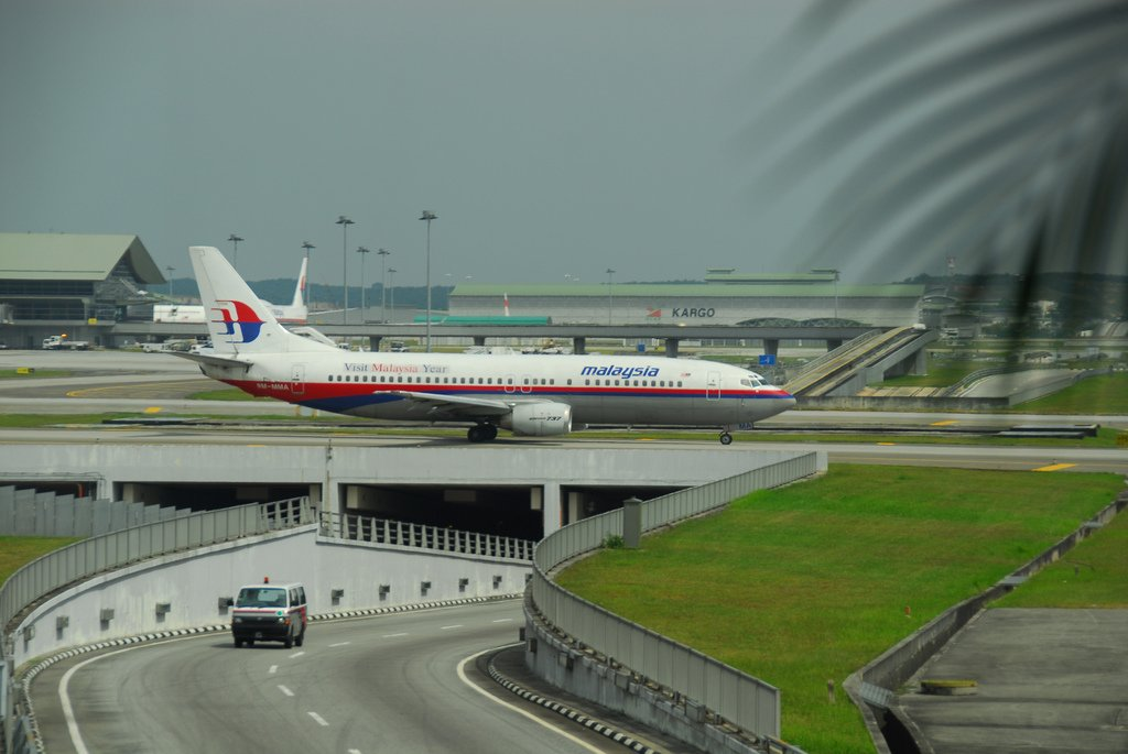 Flights at KLIA
