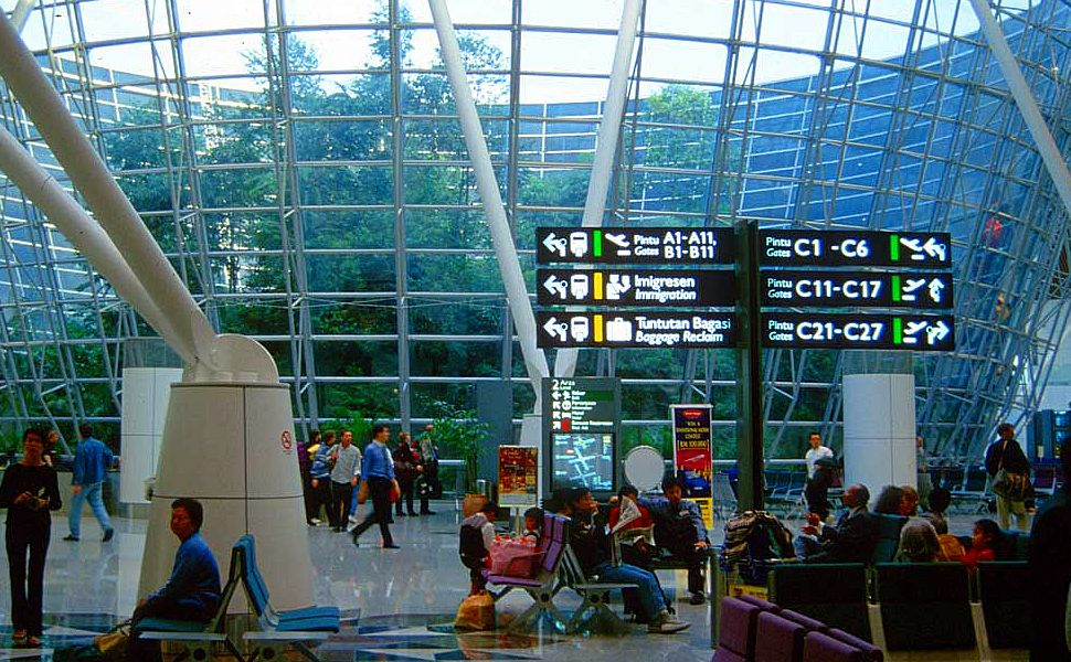 KLIA - Airport in the Forest, Forest in the Airport