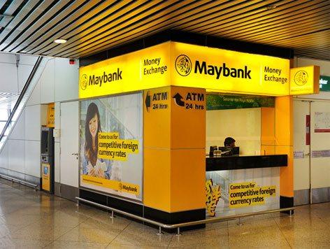 Facilities services at klia malaysia airport klia info for Bureau de change 13eme