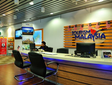 Facilities And Services At The KLIA Klia2